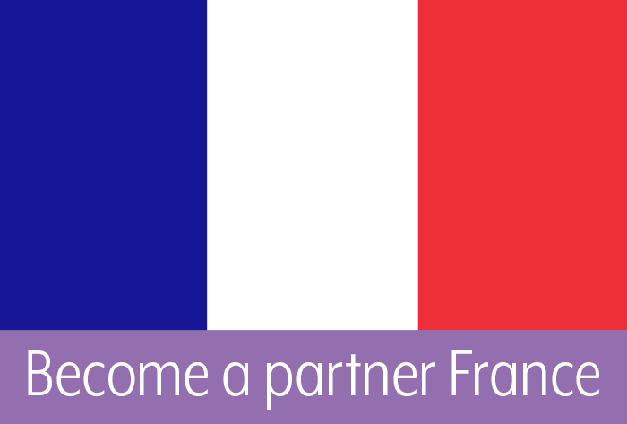 become a partner france